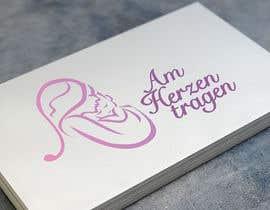 #17 untuk Design eines Logos for AM HERZEN TRAGEN oleh iwee
