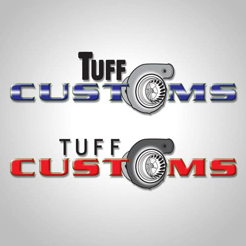 Contest Entry #                                        18                                      for                                         Logo Design for Tuff Customs