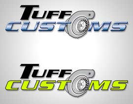 #62 for Logo Design for Tuff Customs by raffyph1
