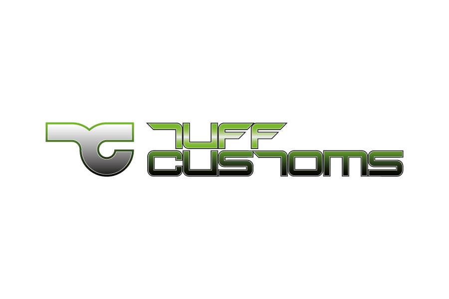 Contest Entry #                                        64                                      for                                         Logo Design for Tuff Customs