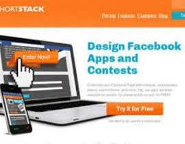 #14 untuk Design a Facebook landing page oleh askashik