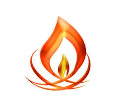 #86 for Design a Logo of a Flame by vinkisoft