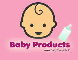 #19 for Design a Baby Products Logo by abu55d45230b2b0b