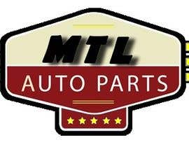 #5 for Design a Logo for MTL-AutoParts.com by Malinska