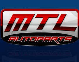 #4 for Design a Logo for MTL-AutoParts.com by lloydalden