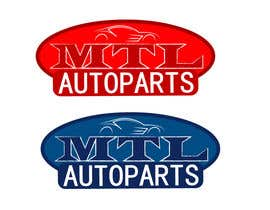 #12 for Design a Logo for MTL-AutoParts.com by chetangraphic
