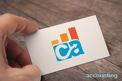 #43 untuk Design an Intelligent Graphic Accounting Logo oleh silverhand00099