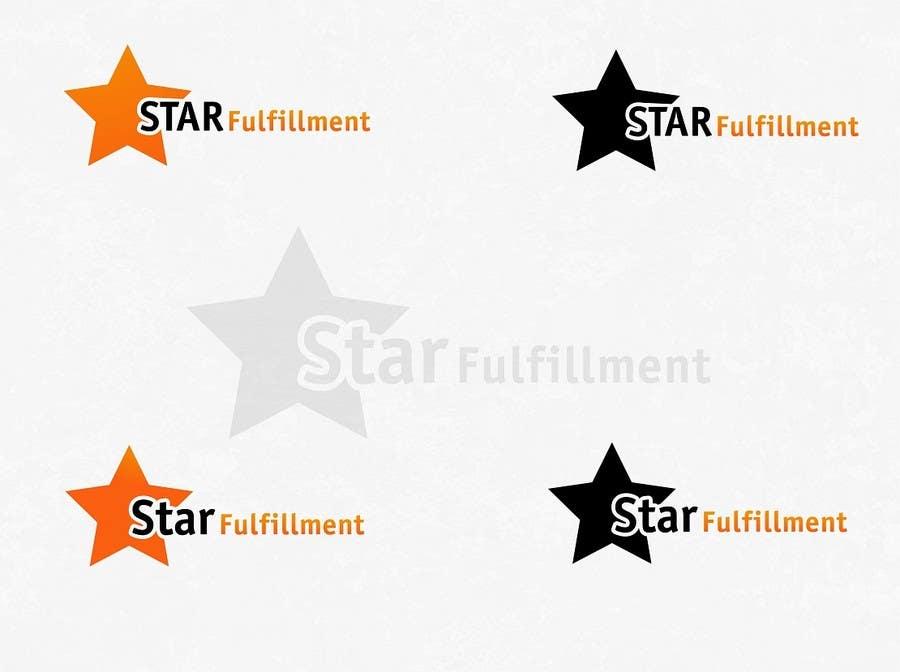 Penyertaan Peraduan #63 untuk Design a Logo for Star Fulfillment