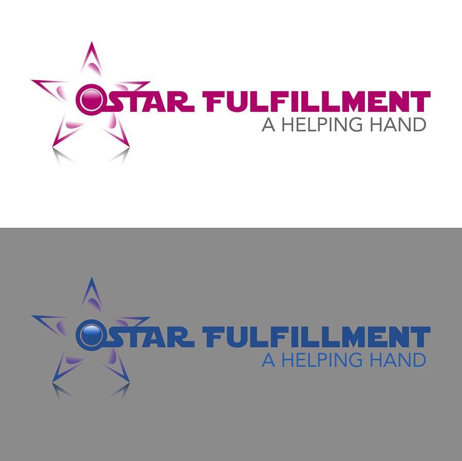 Inscrição nº 25 do Concurso para Design a Logo for Star Fulfillment