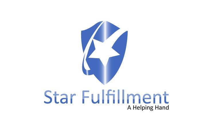 Penyertaan Peraduan #37 untuk Design a Logo for Star Fulfillment