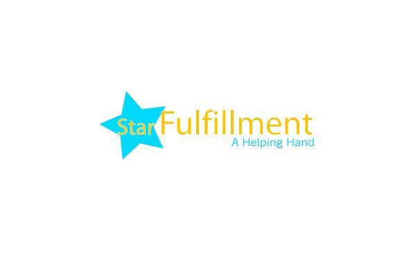 Penyertaan Peraduan #41 untuk Design a Logo for Star Fulfillment