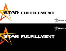 #57 para Design a Logo for Star Fulfillment por jaichitnis