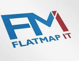 #133 untuk Design a Logo for FlatMap IT oleh saonmahmud2