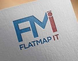 #148 untuk Design a Logo for FlatMap IT oleh saonmahmud2