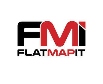 mdrashed2609 tarafından Design a Logo for FlatMap IT için no 84