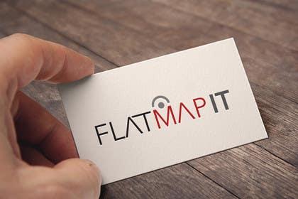 manu123dk tarafından Design a Logo for FlatMap IT için no 42