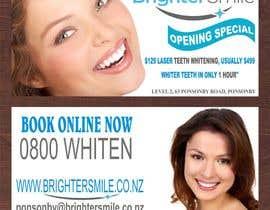 shahid48 tarafından Design a Flyer for a teeth whitening clinic! için no 53
