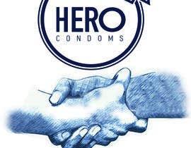 RoccoStefano tarafından Create HERO condoms T-shirt- Botswana donation trip. için no 8