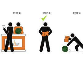 #13 untuk Alter some Images - Cartoon Illustrations for our customers step by step guide oleh dennisDW