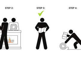 #15 untuk Alter some Images - Cartoon Illustrations for our customers step by step guide oleh dennisDW