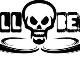 #20 untuk Skull Beard logo oleh carriejeziorny