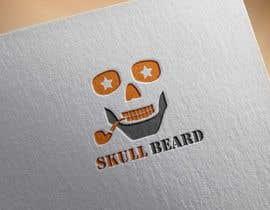 #3 untuk Skull Beard logo oleh KnowledgeShine