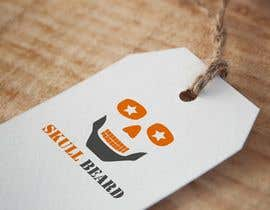 #4 untuk Skull Beard logo oleh KnowledgeShine
