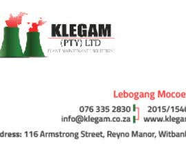 #10 untuk Design a letterhead and business cards for a power station company oleh fezibaba
