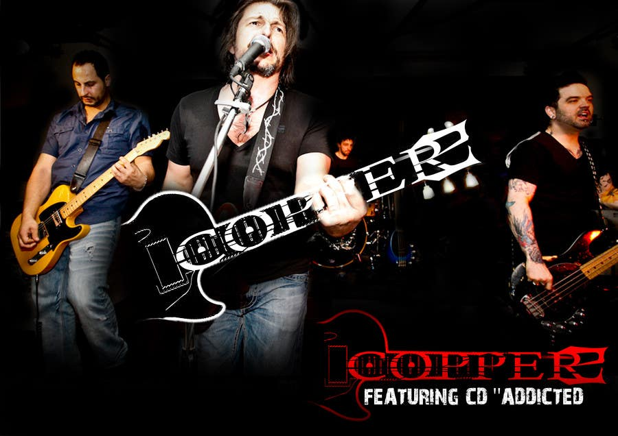 #51 for Design a Logo for Canadian rock band COPPER by pong10