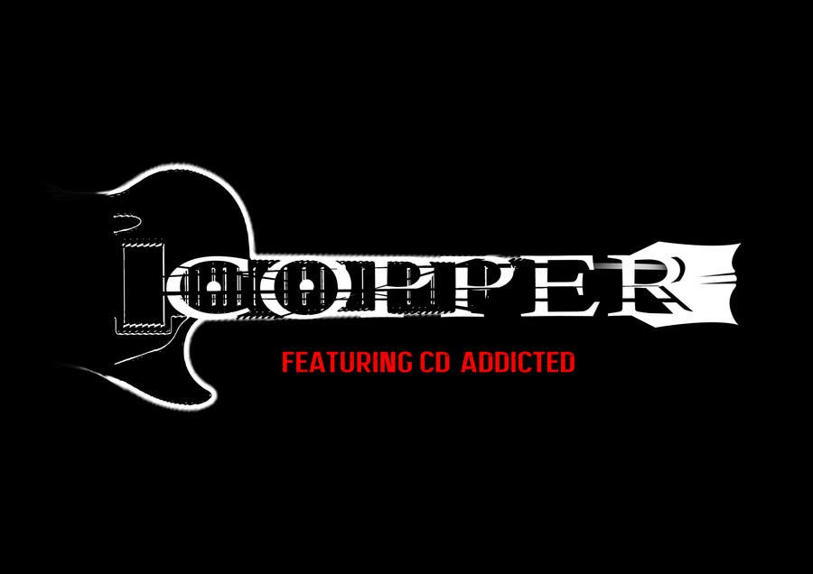 #52 for Design a Logo for Canadian rock band COPPER by pong10