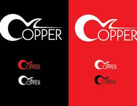 #17 para Design a Logo for Canadian rock band COPPER por jeniafibi