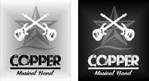 Contest Entry #34 for Design a Logo for Canadian rock band COPPER