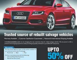 #9 for CAR DEALERSHIP FLYER af rkravi111281