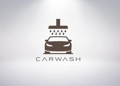 #36 untuk Logo design for carwash oleh mariusadrianrusu