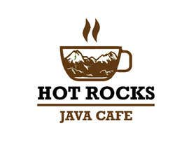 roedylioe tarafından Design a Logo for Hot Rocks Java Cafe için no 281
