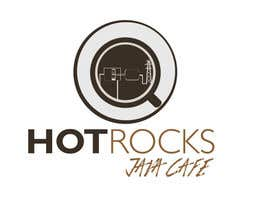 LucianCreative tarafından Design a Logo for Hot Rocks Java Cafe için no 275
