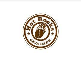 #282 for Design a Logo for Hot Rocks Java Cafe by jerry24