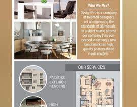 #17 untuk Design of a A5 double side brochure oleh lilstar