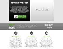 #6 untuk Design a Website Mockup oleh JohnnyK13