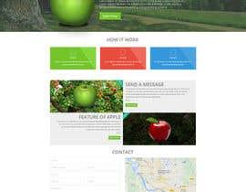#5 untuk Design a Website Mockup oleh uxidiom
