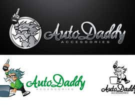 #47 for Logo Design for Auto Daddy Accessories by taks0not