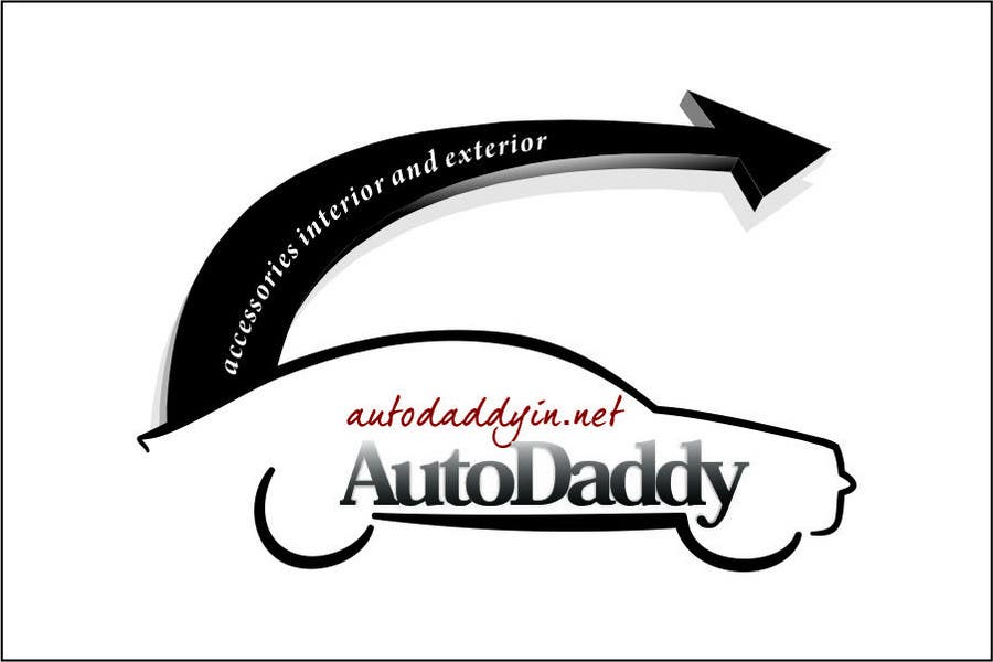 Proposition n°                                        38                                      du concours                                         Logo Design for Auto Daddy Accessories