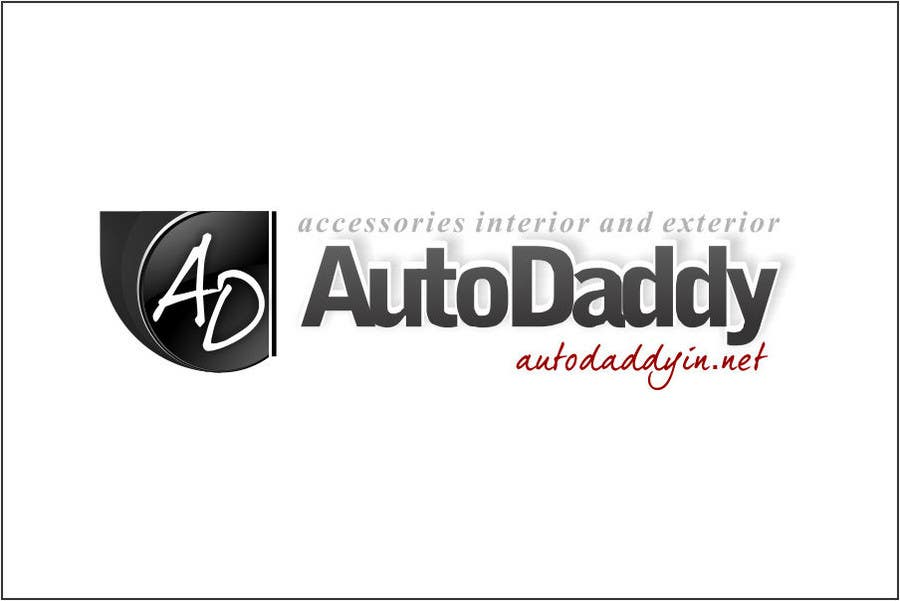 Proposition n°3 du concours Logo Design for Auto Daddy Accessories