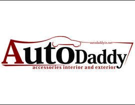 #66 para Logo Design for Auto Daddy Accessories por sastromunix