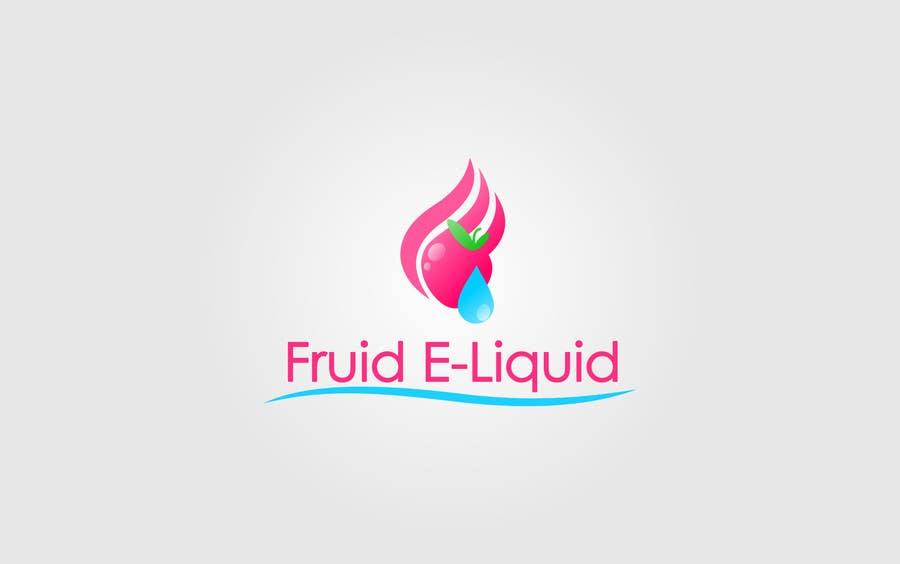 Penyertaan Peraduan #4 untuk Design a Logo for Vaping E-Liquid Business