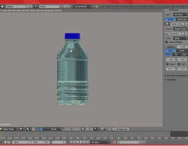 #6 untuk 0.33 L WATER BOTTLE MODELLİNG oleh jowain