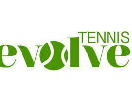#116 para Design a Logo for Evolve Tennis por mehazboun