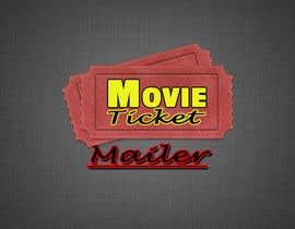 wasaw00 tarafından Design a Logo - MOVIE TICKET MAILER için no 66
