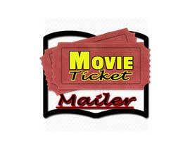 wasaw00 tarafından Design a Logo - MOVIE TICKET MAILER için no 73