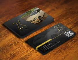 #8 for Design some Business Cards for a Barber by mohanedmagdii